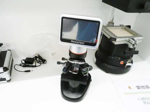 顕微鏡 西国分寺たけのこ歯科